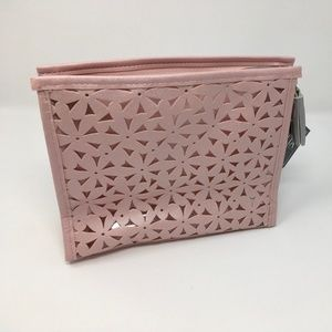 Ulta Beauty Pink Cosmetic Bag NEW